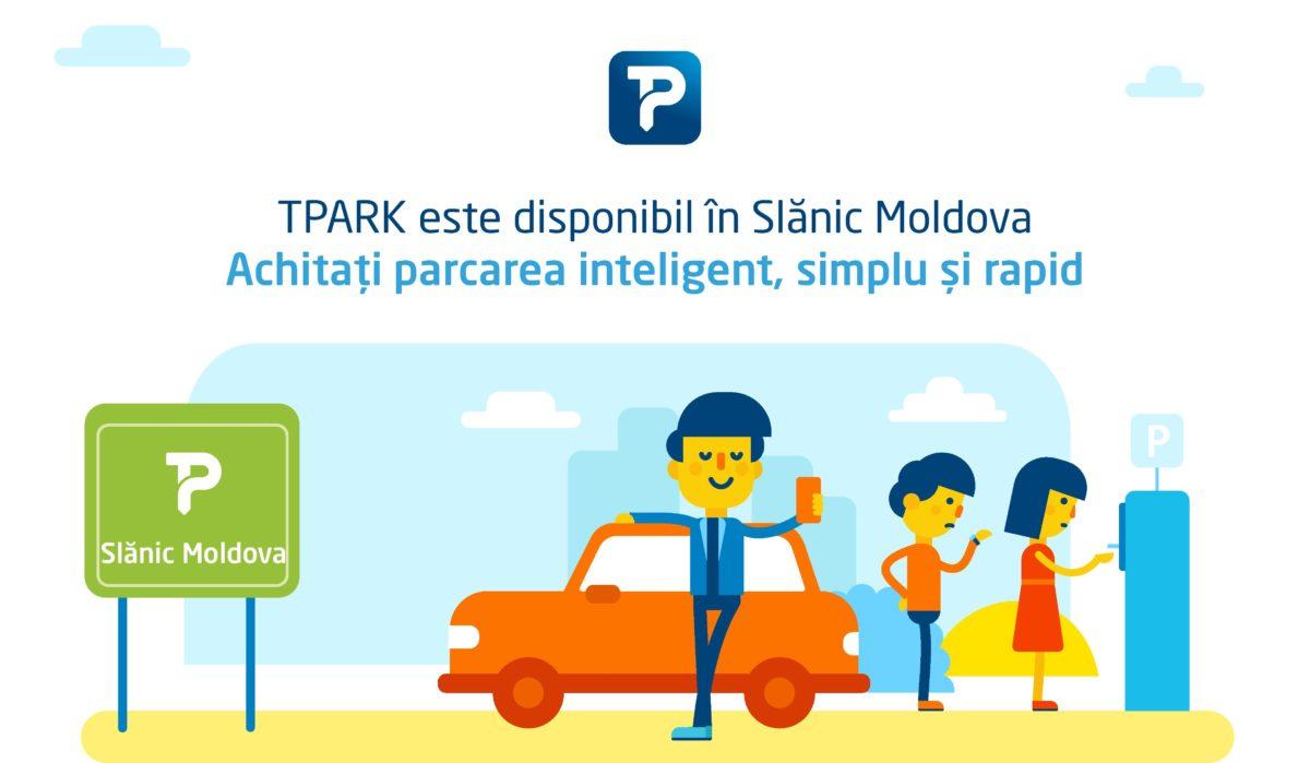 Plata taxei de parcare prin SMS