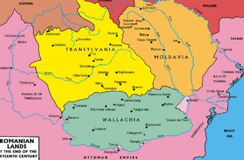 24 Ianuarie 1859 Unirea Principatelor Romane Slănic Moldova